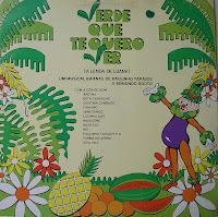 CD Verde Que Te Quero Ver
