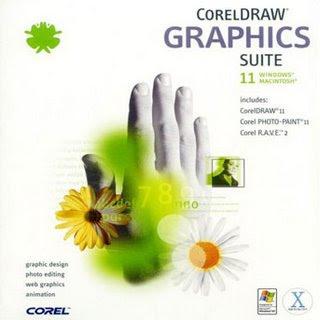 Corel Draw 11 + Serial Portugues BR