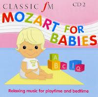 CD Mozart - For Babies 2005 - CD 02 (Infantil)