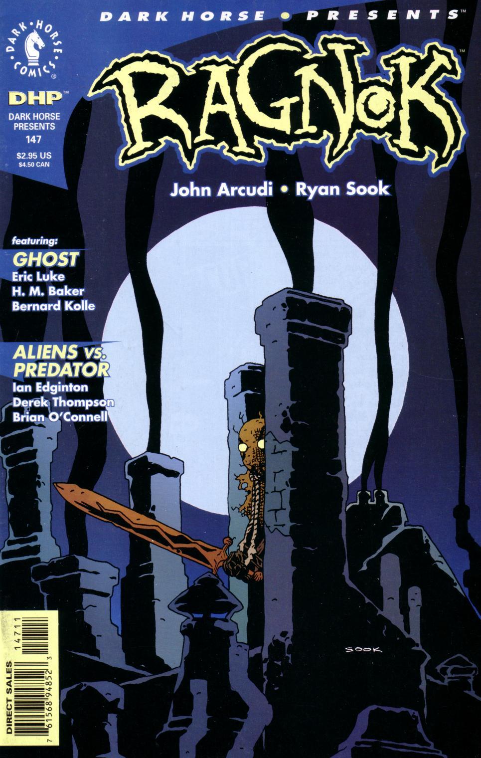 Dark Horse Presents (1986) issue 147 - Page 1