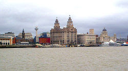 A city on the Mersey