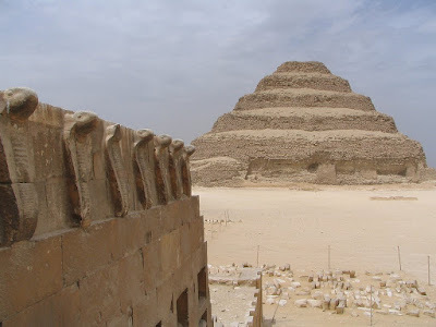 Egyptology/Old Kingdom monuments organized by ruler