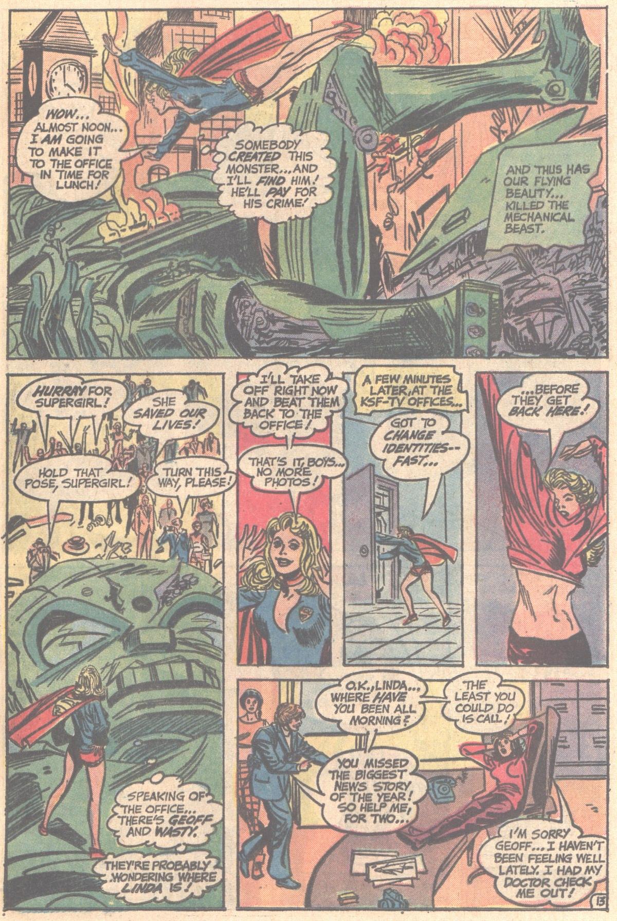Read online Adventure Comics (1938) comic -  Issue #422 - 17