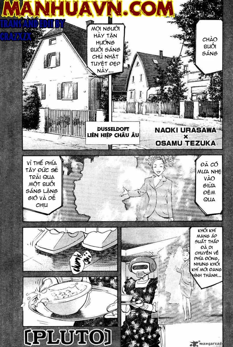Pluto chapter 17 trang 2