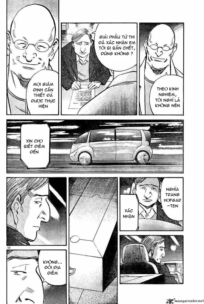 Pluto chapter 17 trang 11