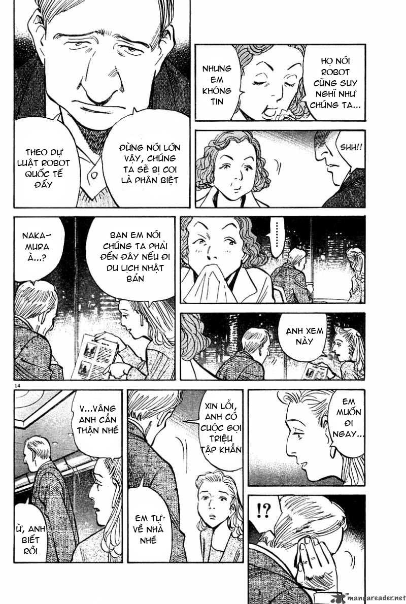 Pluto chapter 17 trang 15