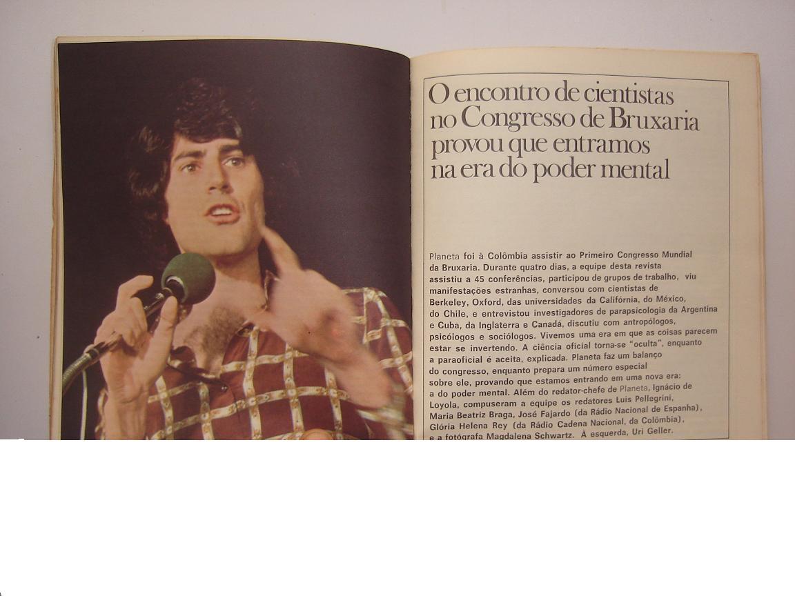 238a0c7d9 Compartilho um informe com imagens de um amigo (João Antônio) e seus  Arquivos incríveis  acrescento comentários