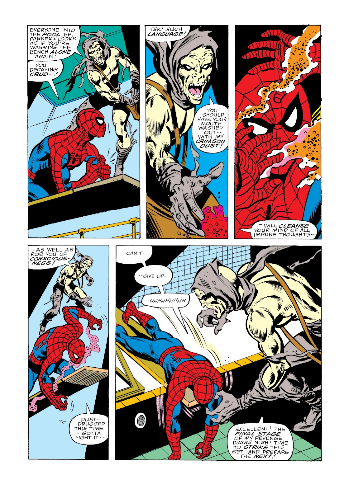 Read online Marvel Masterworks: The Spectacular Spider-Man comic -  Issue # TPB 2 (Part 3) - 74