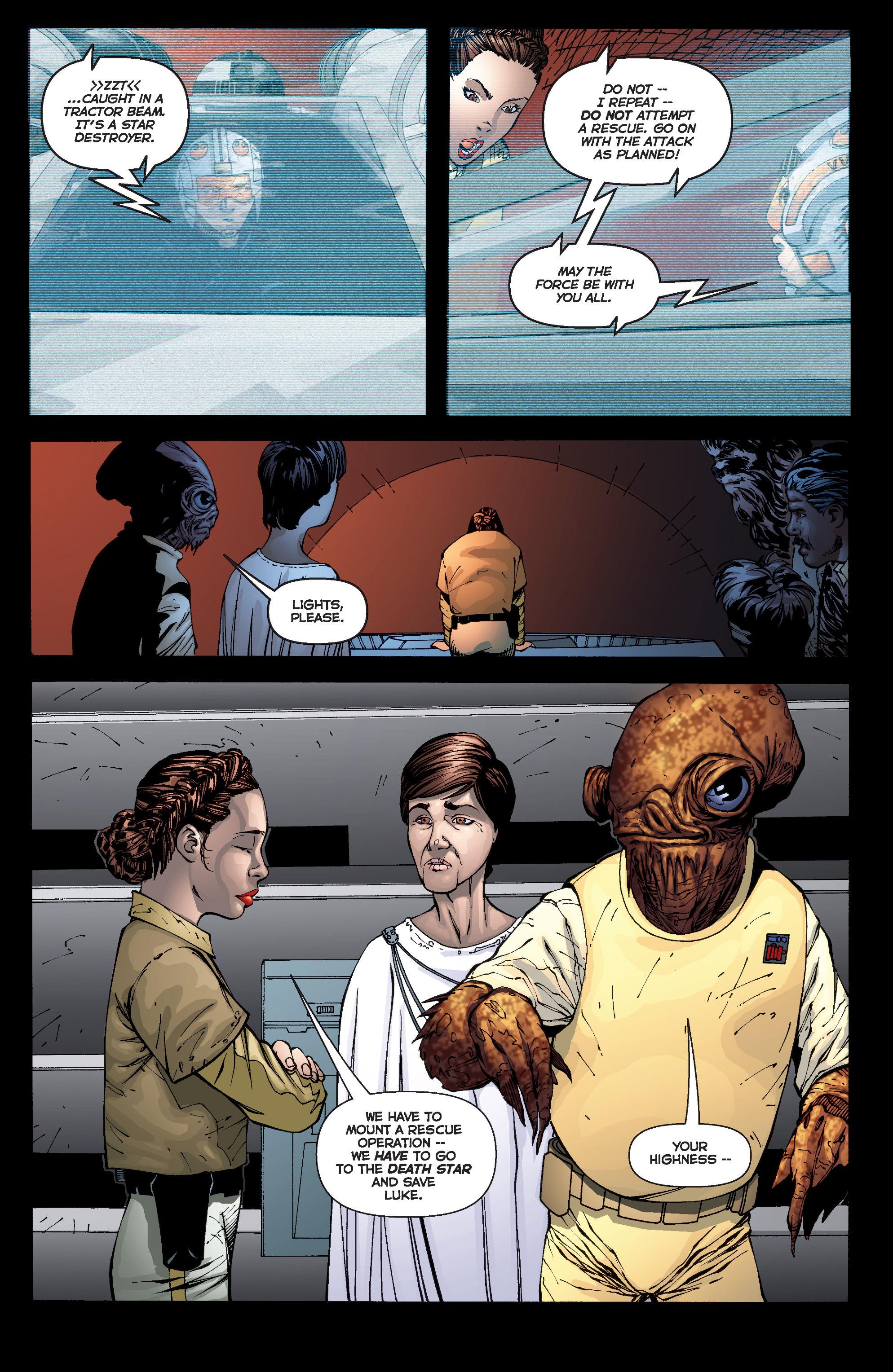 Read online Star Wars Omnibus comic -  Issue # Vol. 27 - 244