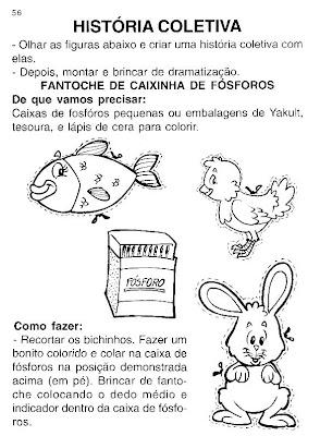 Historia Coletiva Animais Pra Gente Miuda