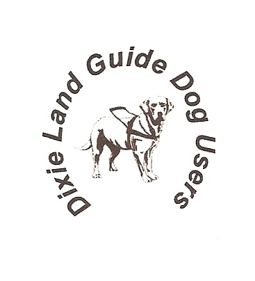 Dixie Land Guide Dog Users: August 2014