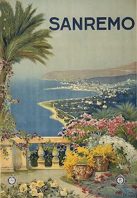 San Remo poster (1920s)