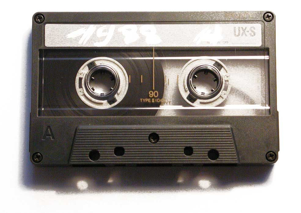 subjective: The cassette tape that changed my life