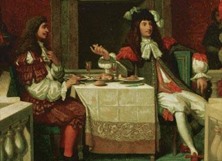 Recipes from the time of Louis XIV