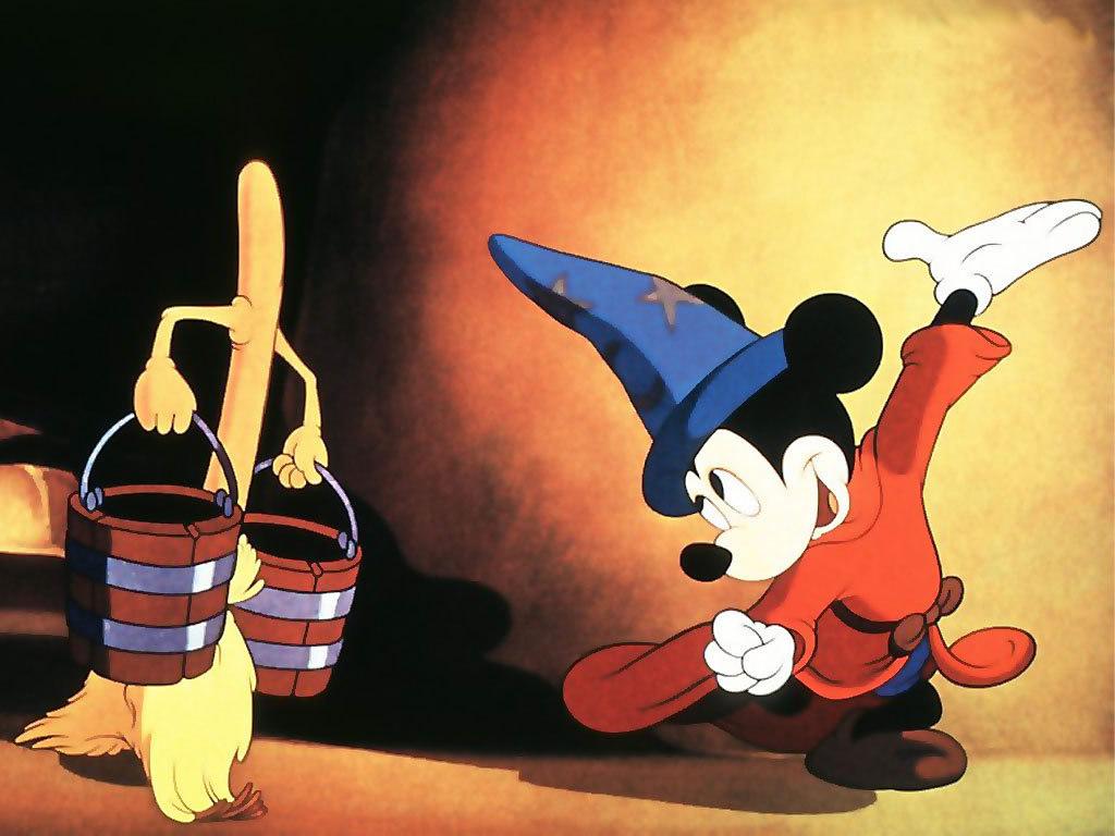 Wool and Wheel: Fantasia {1940}  Wool and Wheel:...