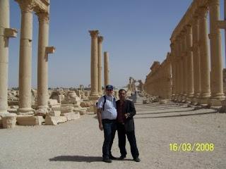 Viaje a Siria