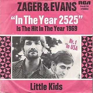 Zager Evans 2525 Exodium Terminus