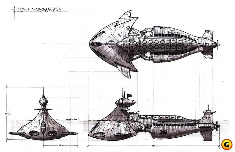 Command&Conquer: Red Alert 2 Yuri's Revenge