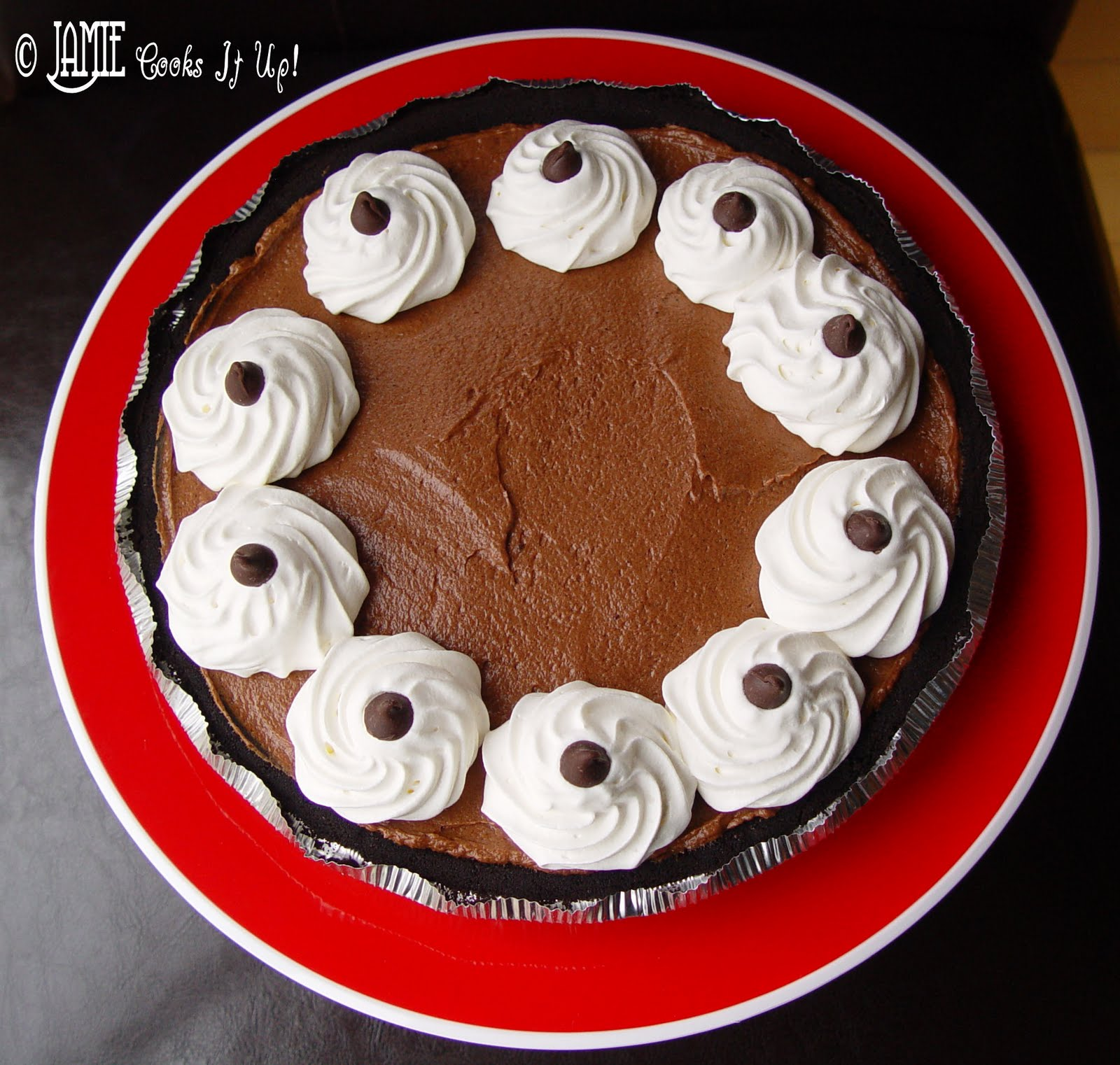 French Silk Pie Jamie Cooks It Up Family Favorite Food And Recipes
