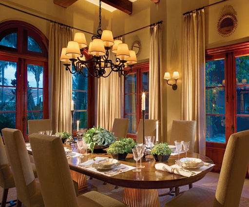 A Stunning Proper Georgian Dining Room With Gracie Paper Is The Picture Of Elegance Interiors By Cullman And Kravis