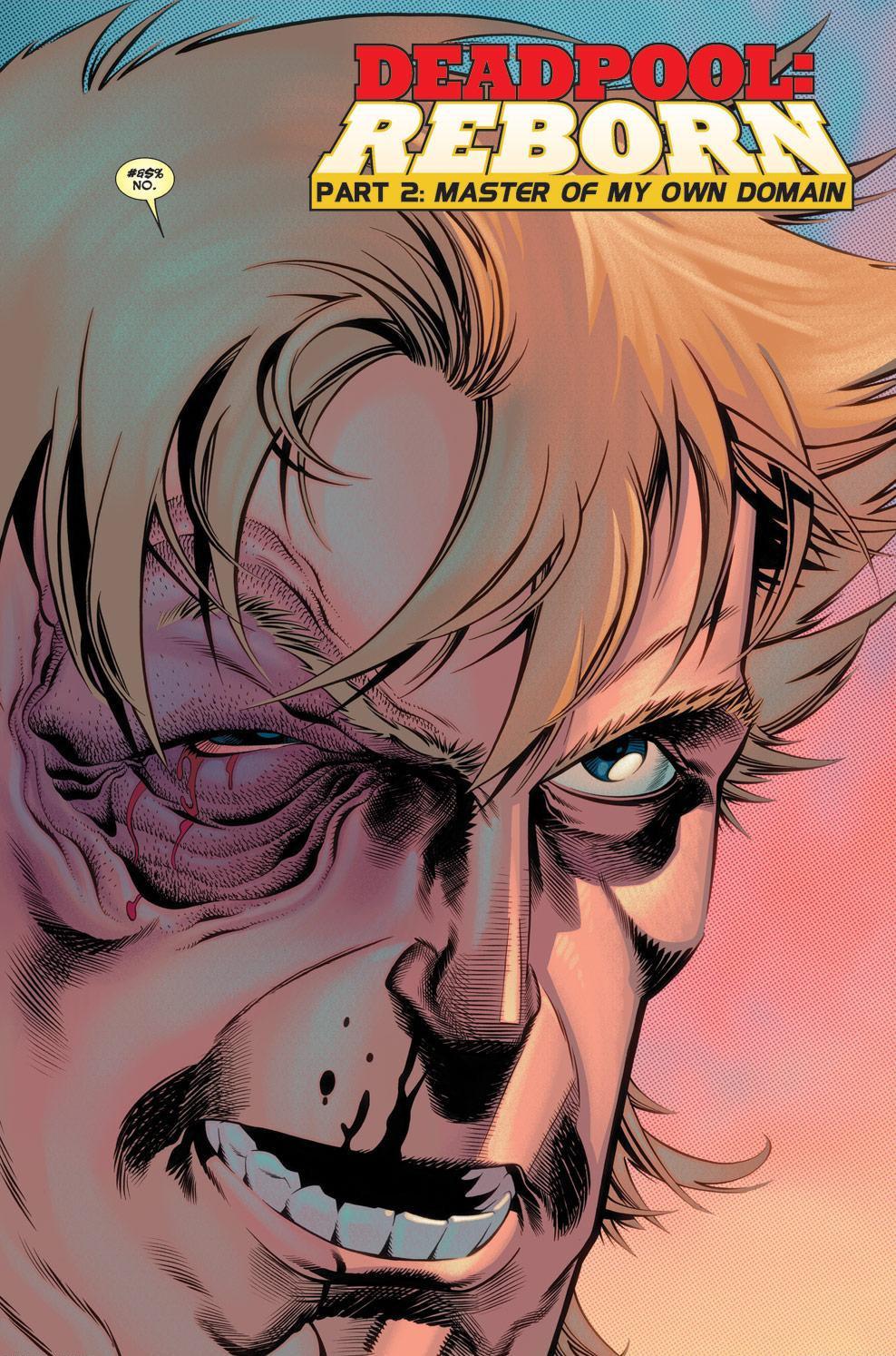 Read online Deadpool (2008) comic -  Issue #56 - 4