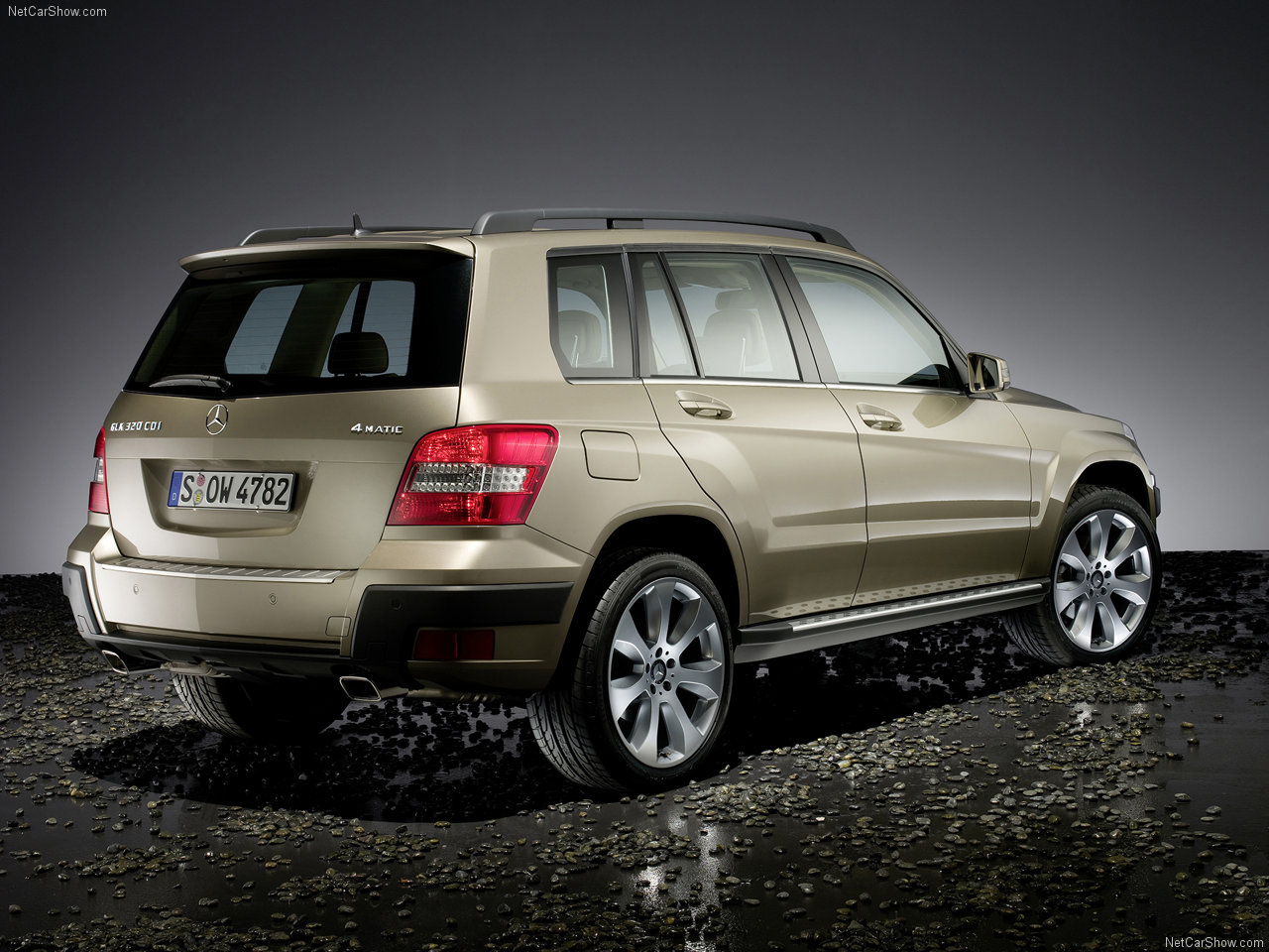 Sports Car Prices: New SUV Cars Mercedes-Benz GLK-Class 2010