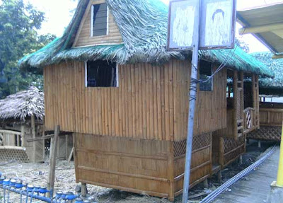 bahay kubo design for your resorts and beaches - cebu image