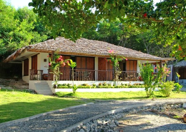Cebu image island hotels travel destination and for Modern native house design