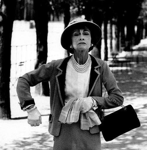 Coco Chanel by Cool Chic Style Fashion