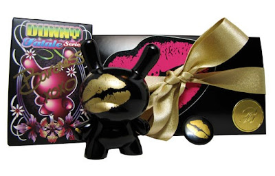 Dunny Fatale Artist Proof Box Set by The Baroness