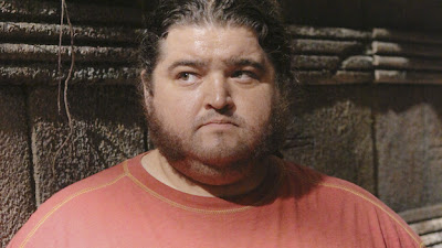 Lost - Lighthouse - Jorge Garcia as Hugo Reyes