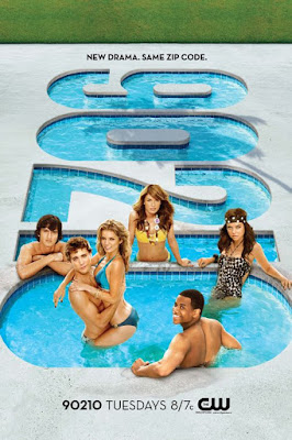 90210 Television Poster Debuting on The CW this Fall