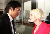 Heroes - Masi Oka as Hiro Nakamura vs. Brea Grant as the Villainous Speedster Daphne