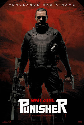Punisher: War Zone Theatrical One Sheet Movie Poster