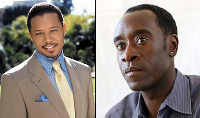 Iron Man 2 - Who Will Play Jim Rhodes, Terrence Howard or Don Cheadle?