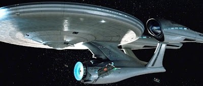 Star Trek - The Starship Enterprise