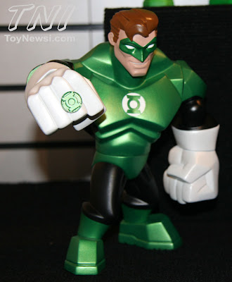 DC Direct Uni-Formz – Guardian Green Lantern Vinyl Figure