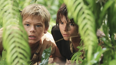 Lost - Across the Sea - Kenton Duty as Young Jacob & Ryan Bradford as Boy in Black