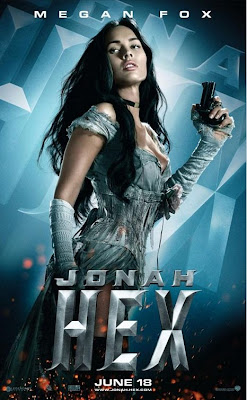 Jonah Hex One Sheet Character Movie Poster Set - Megan Fox as Leila