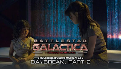 Battlestar Galactica - The Final Episode