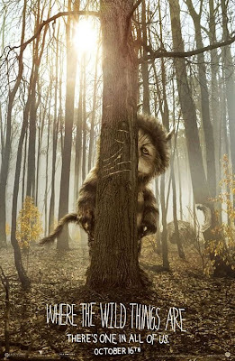 New Where The Wild Things Are Teaser Promotional Movie Poster