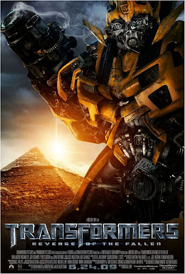 Transformers: Revenge of the Fallen - Bumblebee Character Movie Poster