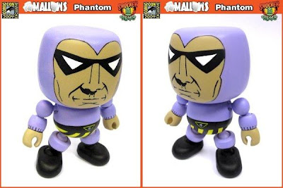 Shocker Toys - San Diego Comic Con 2009 Exclusive The Phantom Mallow Vinyl Figure