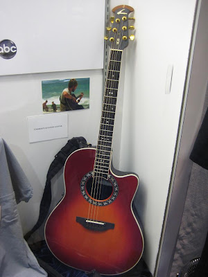 Lost: The Auction - Charlie's Guitar