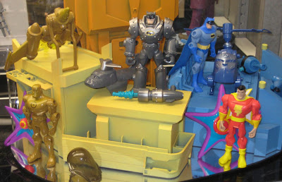 Batman: The Brave and The Bold Action Figures Metal Men Wave