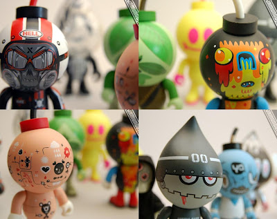 Buds Series 3 by Jamungo - BUDs by Jim Koch, John Burgerman, Sourkids & Frank Kozik