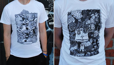 Draw Limited T-Shirts - Lucia by Byron & Innervision by Ricardo Sousa