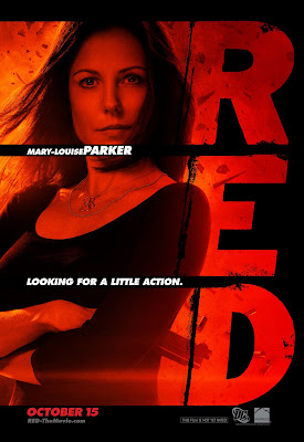 RED One Sheet Character Movie Posters - Mary-Louise Parker as Sarah Ross