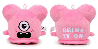BuffMonster.com Exclusive 5 Inch Pink Bring It On Buff Monster Plush