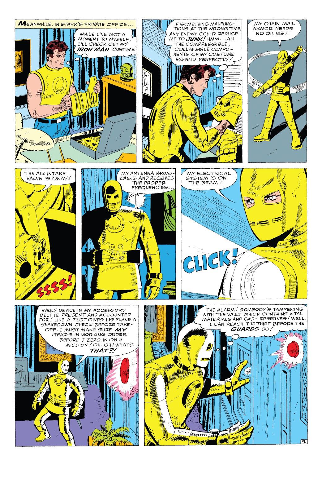 Read online Marvel Tales: Iron Man comic -  Issue # Full - 28